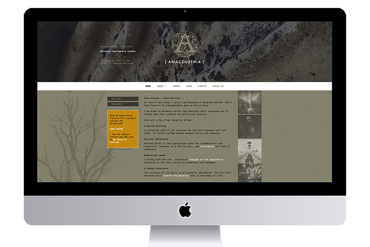 wellington website design