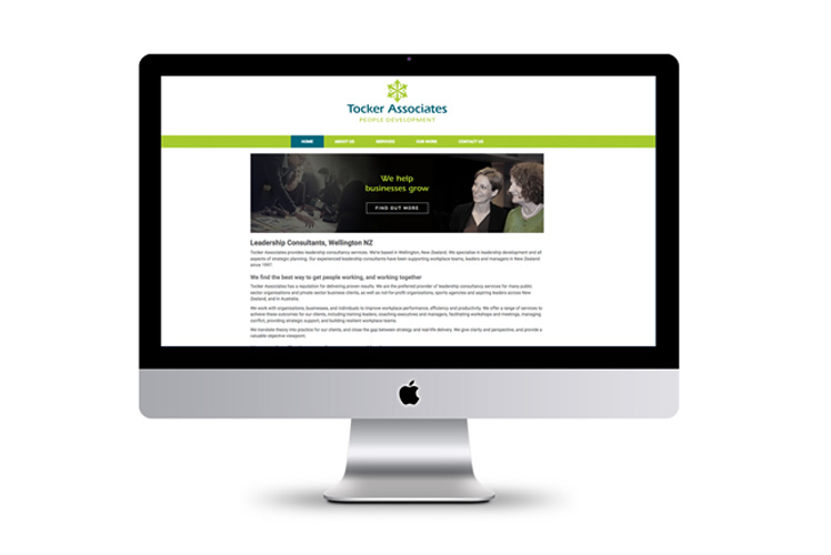 web design wellington